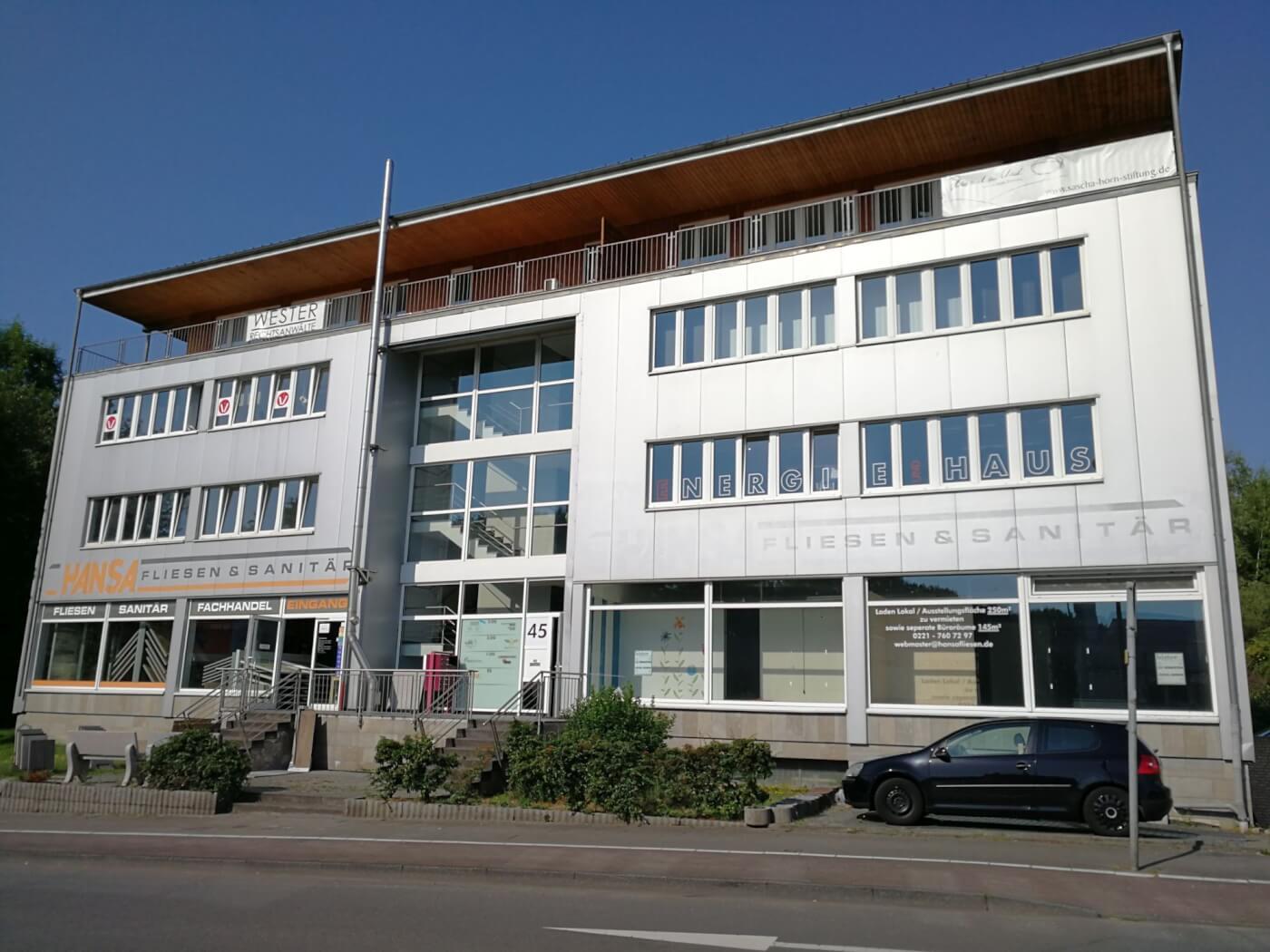 Rechtsanwalt Schwartmann: Standort