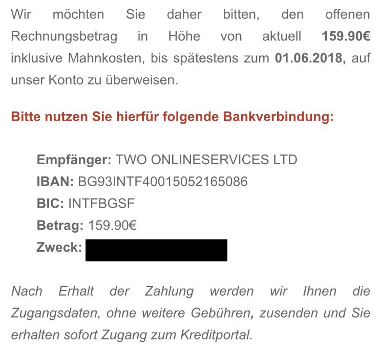 Blitz Inkasso Statt Blitzkredit Prepaid Kreditkarte Statt